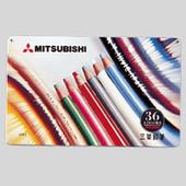三菱色鉛筆36色 NO.880